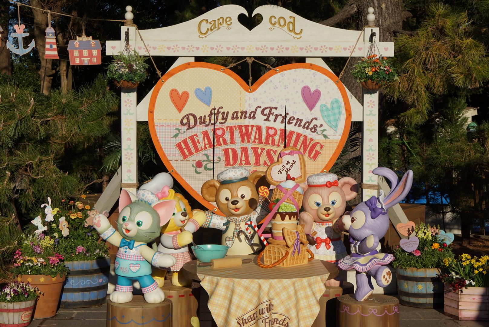 Tokyo Disney Sea 東京ディズニーシー ダッフィー&フレンズ ハートウォーミング Daffy & Friends_デコレーション ワッフルタワー