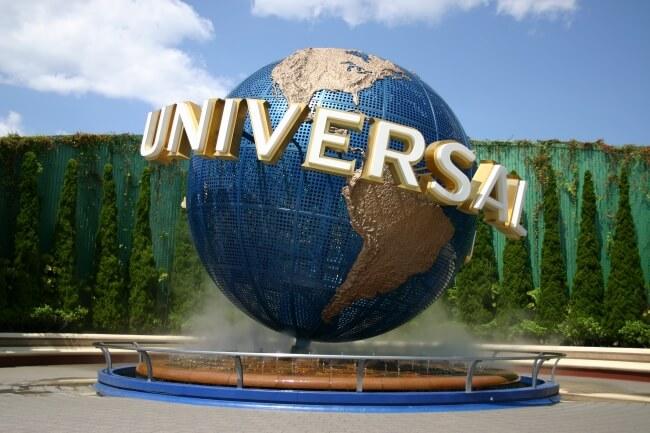 ユニバーサルスタジオジャパン Universal Studio Japan 日本環球影城