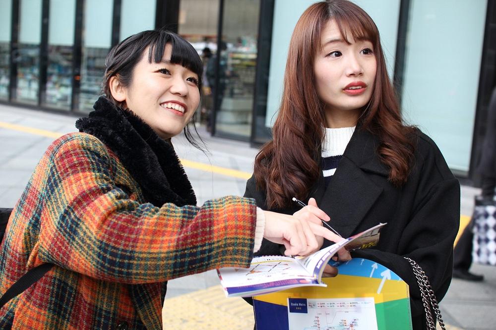 Real escape Osaka metro 大阪 大阪メトロ ナゾトキ街歩きゲーム『謎解きメトロ旅』イベント概要㈫