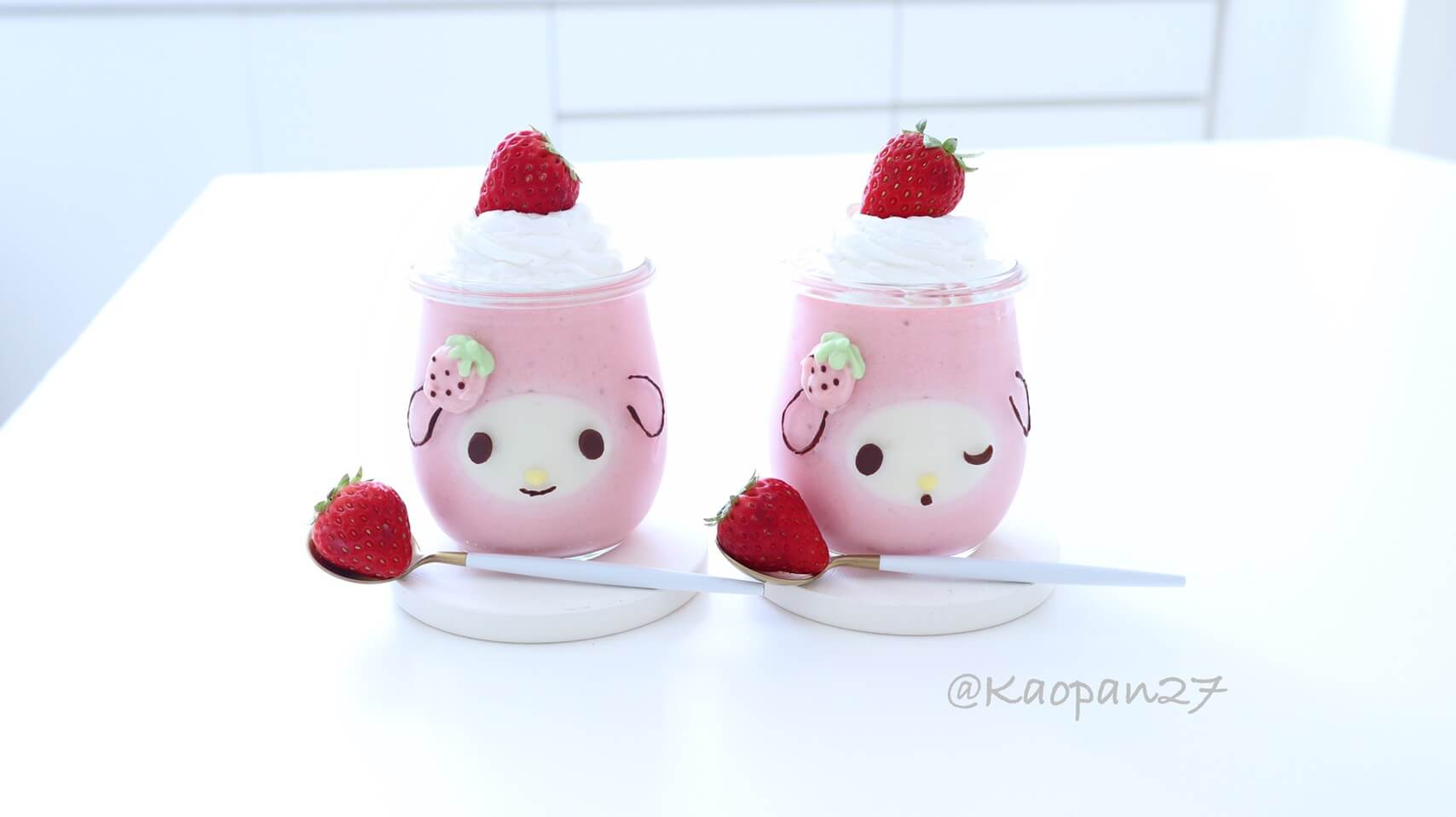 マイメロディ スイーツ レシピ My Melody Recipe 美樂蒂 甜點 食譜8