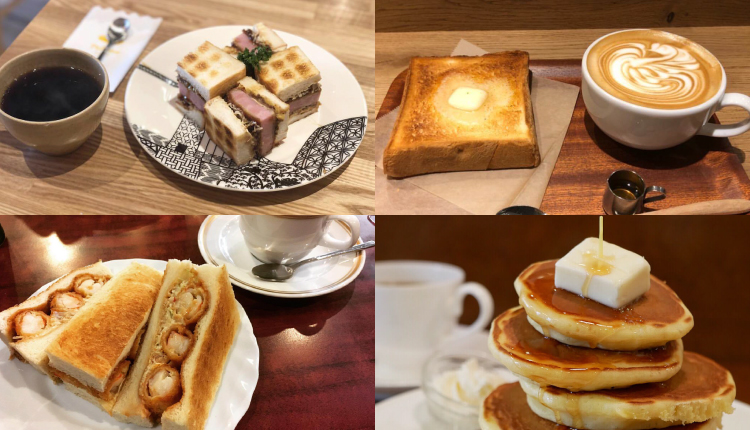 浅草-モーニング-朝食-Asakusa-morning-menu-breakfast