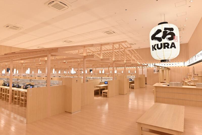 くら寿司 浅草ROX店 Asakusa Sushi 8