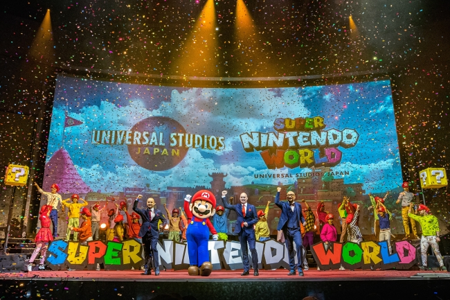 USJ ユニバーサル・スタジオ・ジャパン Universal Studio Japan_Super mario マリオ 任天堂 Nintendo Super Nintendo World