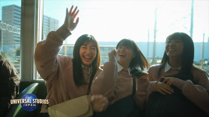 ユニバーサル・スタジオ・ジャパン Universal Studios Japan「さぁ、ユニ春!」 2