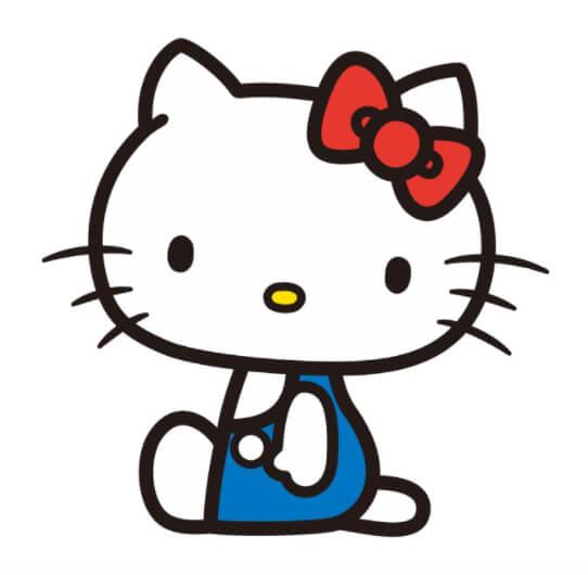 ハローキティ Hello Kitty 凱蒂貓