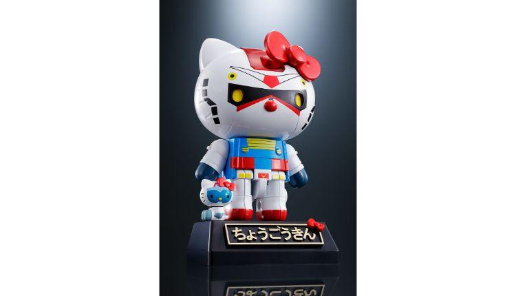 超合金キティガンダム Hello Kitty Gundam _01