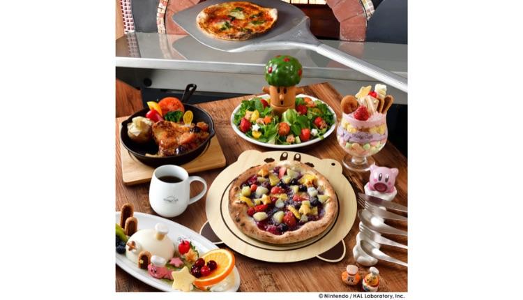 Kirby Cafe_カービィカフェ_星之卡比咖啡廳