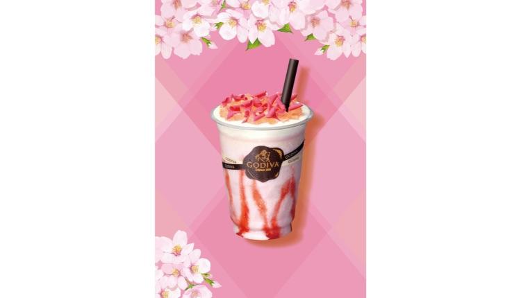 GODIVA Chocolate Sakura 2020 歌帝梵巧克力 ゴディバチョコ_-2
