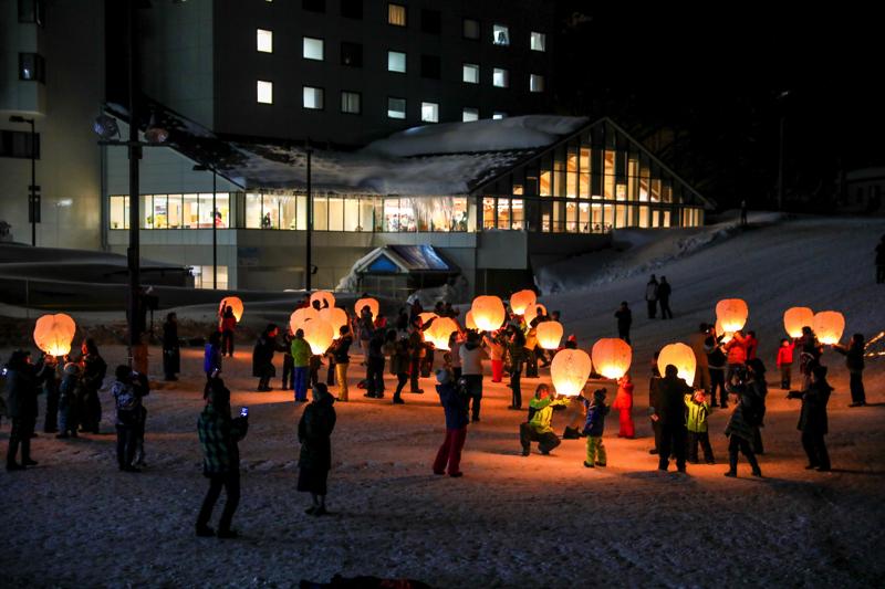新潟 ランタン lantern Niigata グリーンピア津南_1