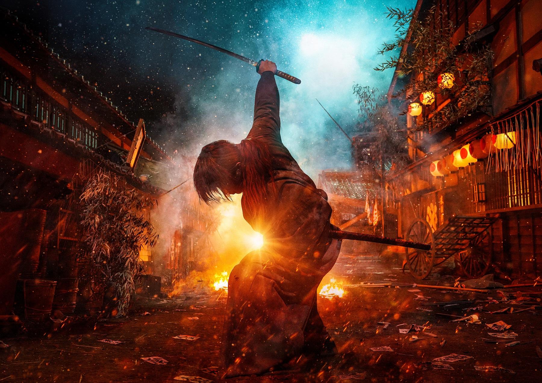 Rurouni Kenshin_るろうに剣心_浪客剑心