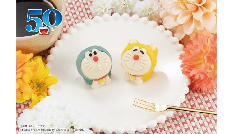 ドラえもん和菓子_哆啦A夢和菓子_Doraemon Japanese sweet