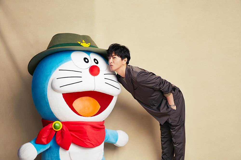 Takuya Kimura Doraemon_ 木村拓哉とドラえもん_木村拓哉哆啦A夢