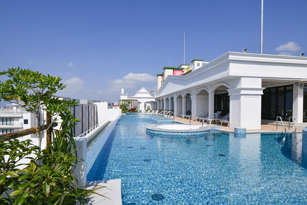 Lequ Okinawa Chatan Spa & Resort 温泉リゾート沖縄_沖繩溫泉度假村