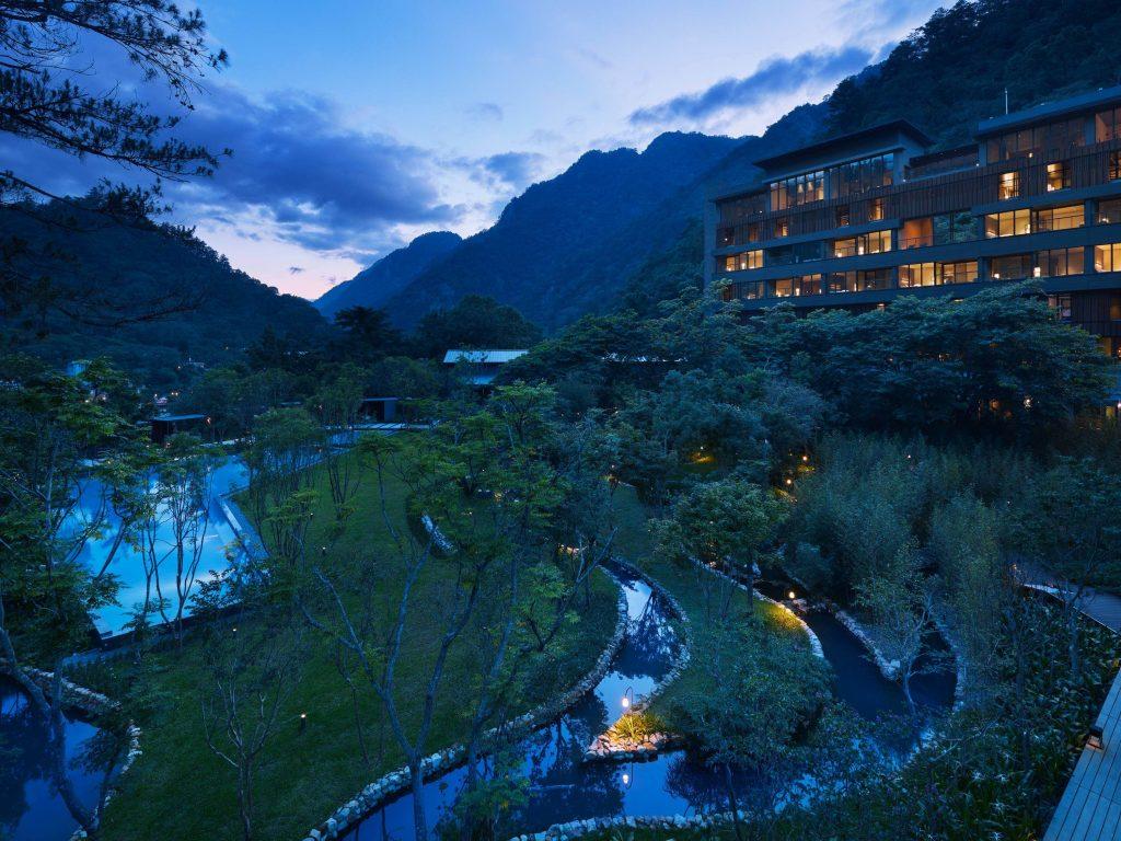 台中星のや臺中星野集团_Hoshinoya Resorts Taichung, Taiwan