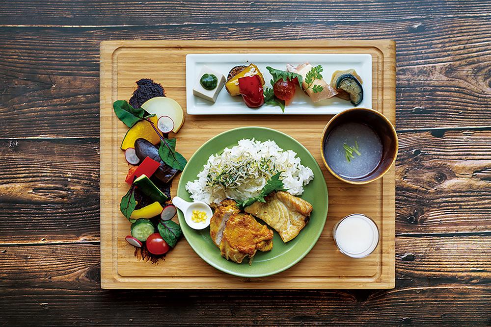 京都 Kyoto 発酵カフェ cafe 漬×麹 Haccomachi ツケルカケルハッコマチ