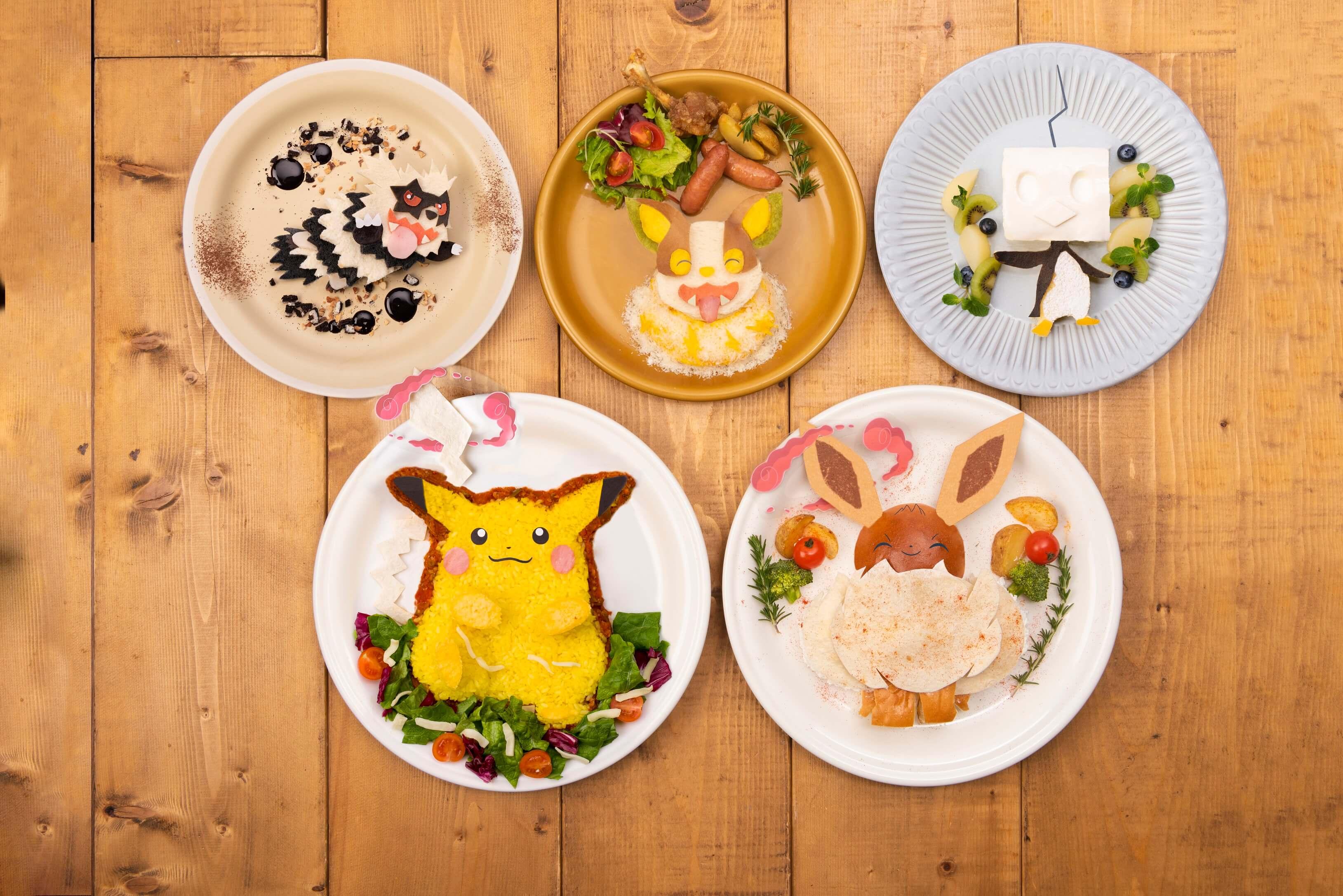 ポケモンカフェソード・シールド Pokemon Cafe Sword and Shield 寶可夢咖啡 寶可夢 劍/盾