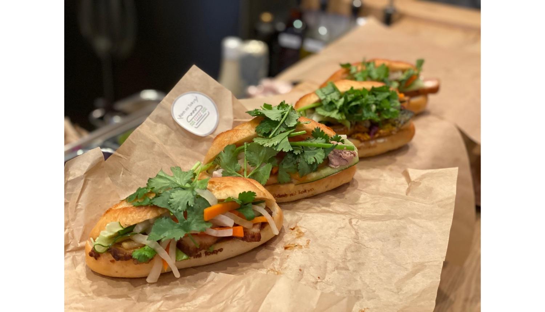 バインミートーキョーBánh mi Tokyo 三明治店_3