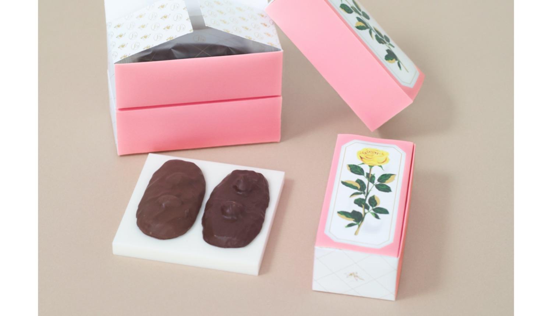 RURU MARY'S ショコラサブレ Souvenir Chocolate Sable 紀念巧克力餅乾_