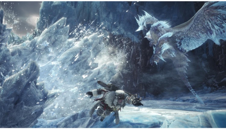 モンスターハンターワールド:アイスボーン MONSTER HUNTER WORLD ICEBORNE 怪物猎人 世界_