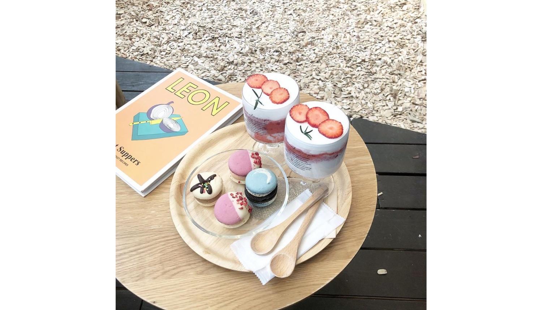 韓国マカロン Korean Macarons 韓國的馬卡龍_5-2