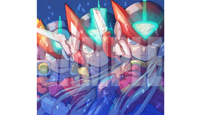 Mega Man ロックマン 洛克人