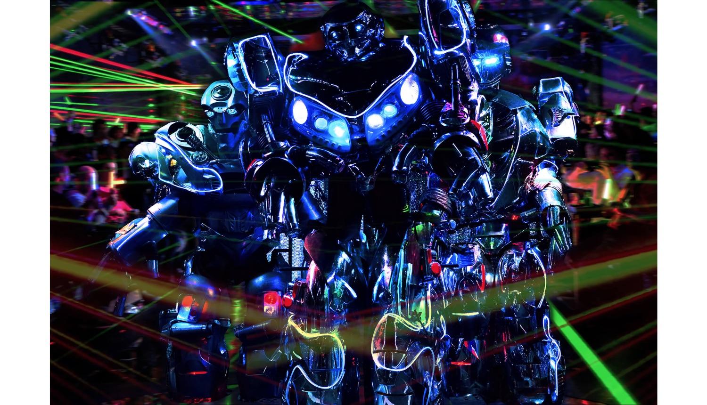 ロボット観光案内所 Robot Tourist Information Centre 機器人遊客服務中心