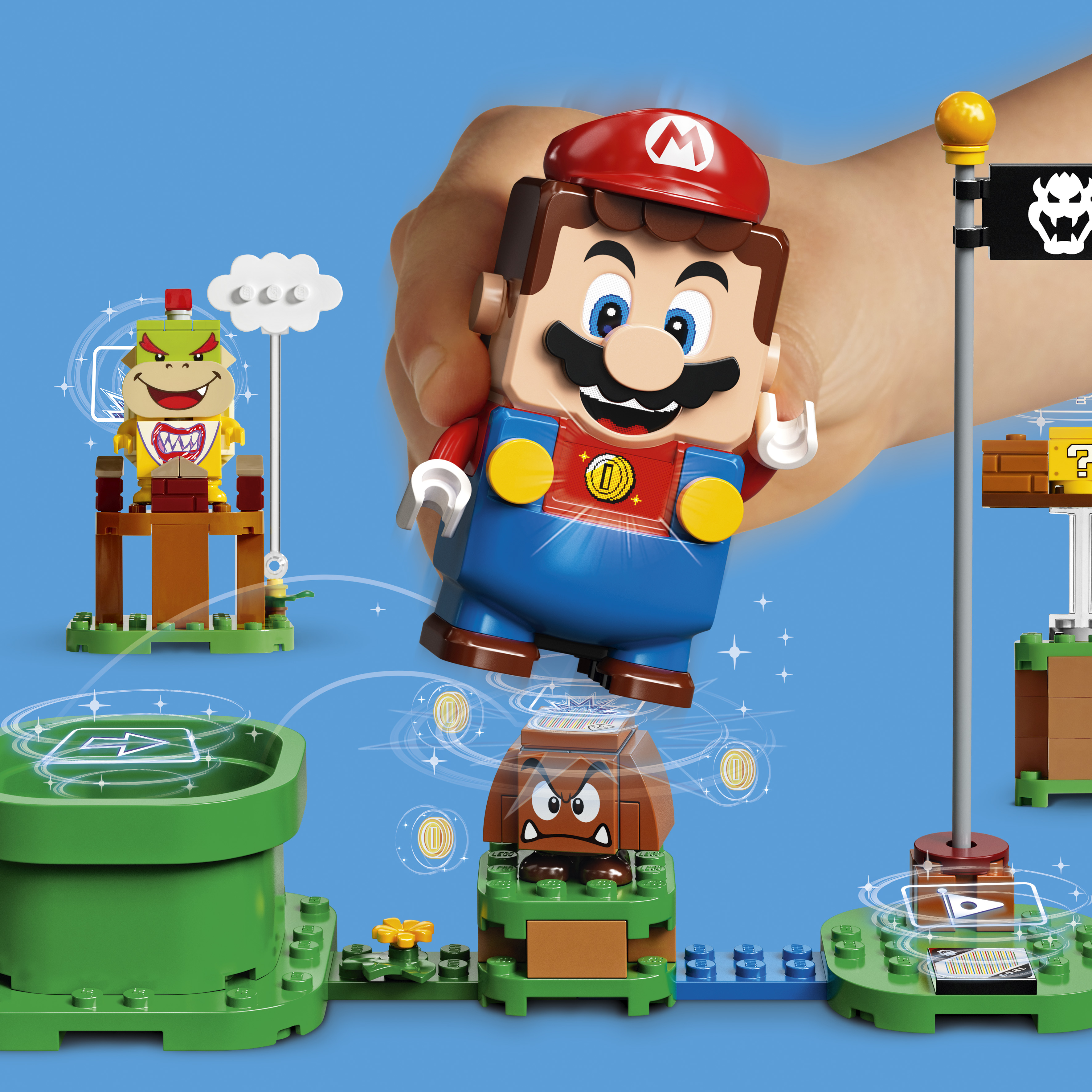 Official Mario Themed Lego To Be Released In Collaboration With