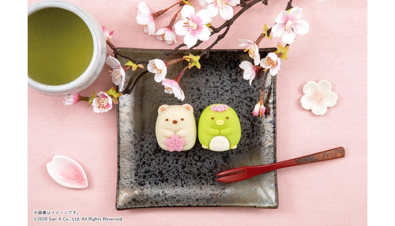 食べマスすみっコぐらしTabemasu Sumikko Gurashi角落小夥伴的甜點