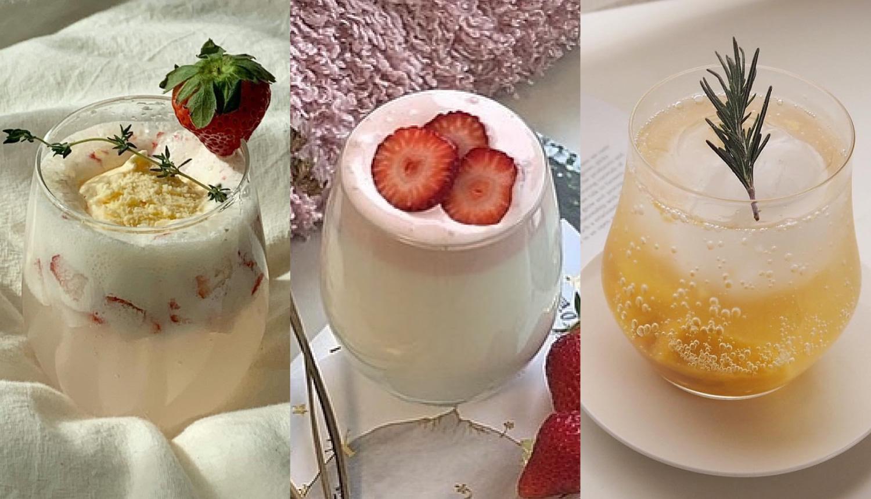 おうち時間-ドリンクレシピ-Drink-Recipes-喝食譜