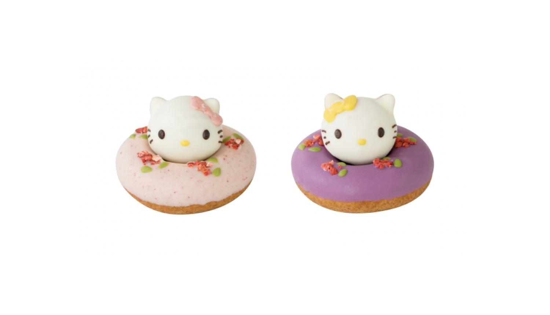 自然ドーナツ フロレスタ キティ ミミィ