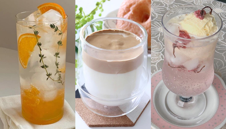 おうち時間-ドリンクレシピ-Drink-Recipes-喝食譜_