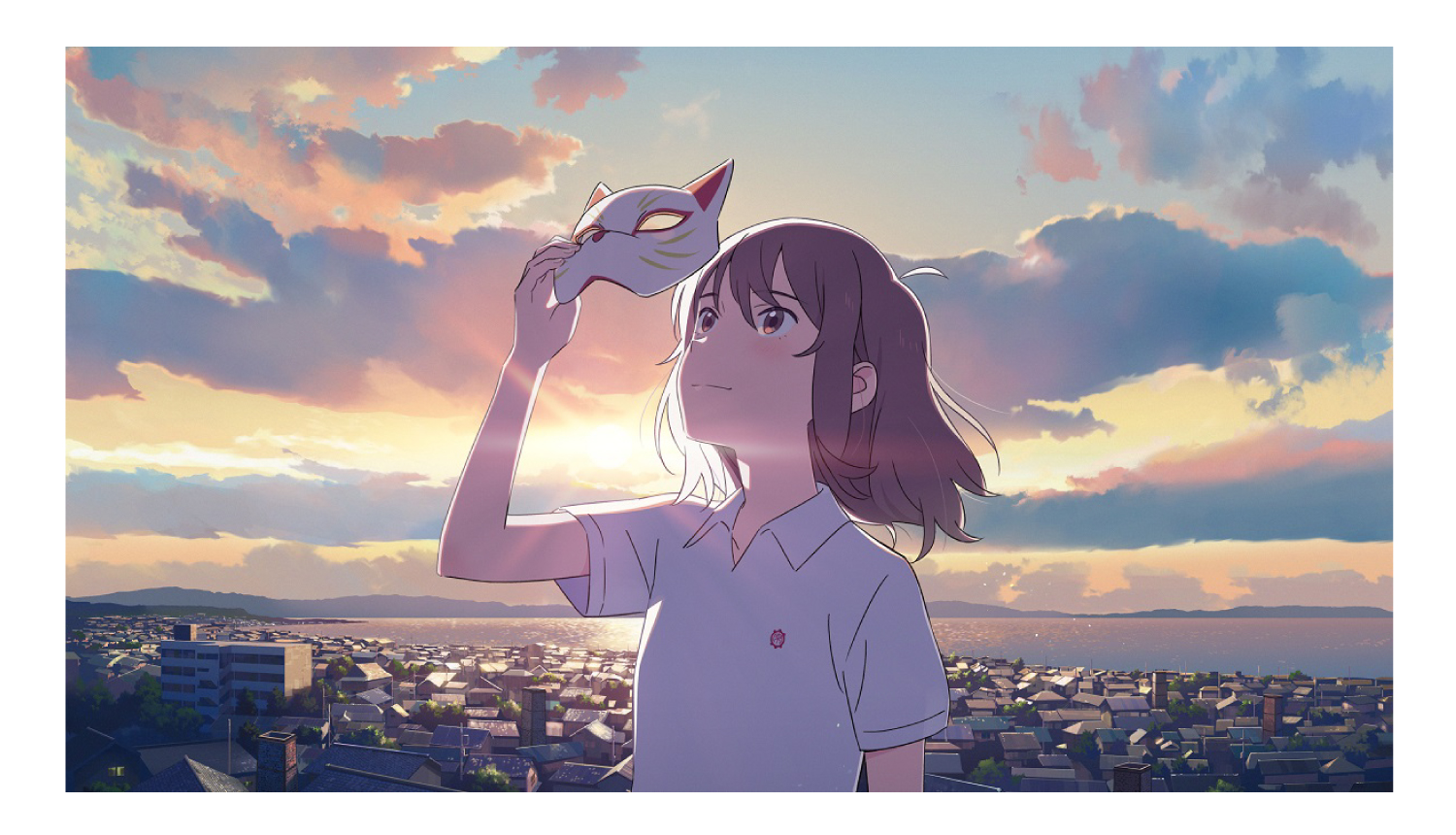 Nakitai Watashi wa Neko wo Kaburu Anime Film to Feature Insert ...