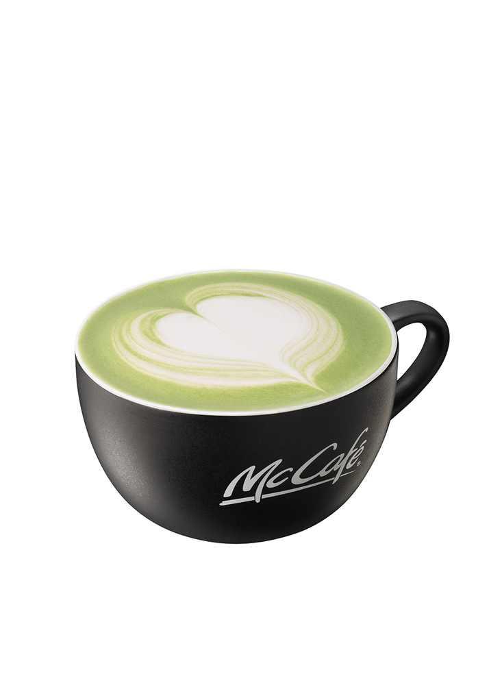 マクドナルドスイーツ McDonald's matcha dessert frappe 麥當勞甜點_3