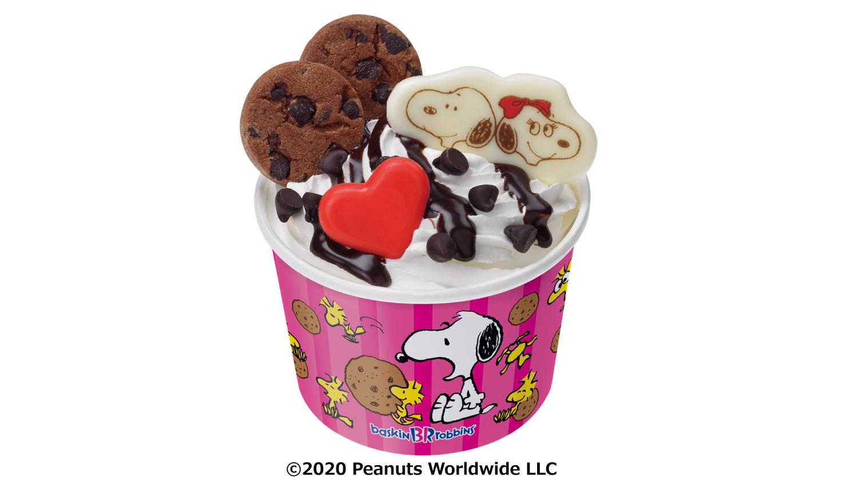 SNOOPY-Baskin-Robbins-スヌーピー-サーティーワン-史努比-31冰淇淋
