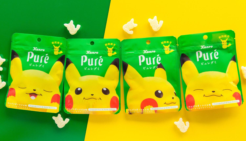 ピカチュウ-Pikachu-皮卡丘