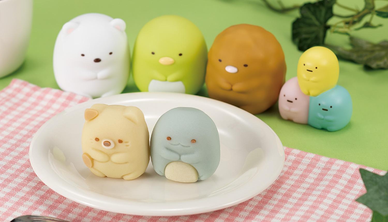 すみっこぐらしスイーツ-Sumikko-Gurashi-Dessert-角落小夥伴的甜點
