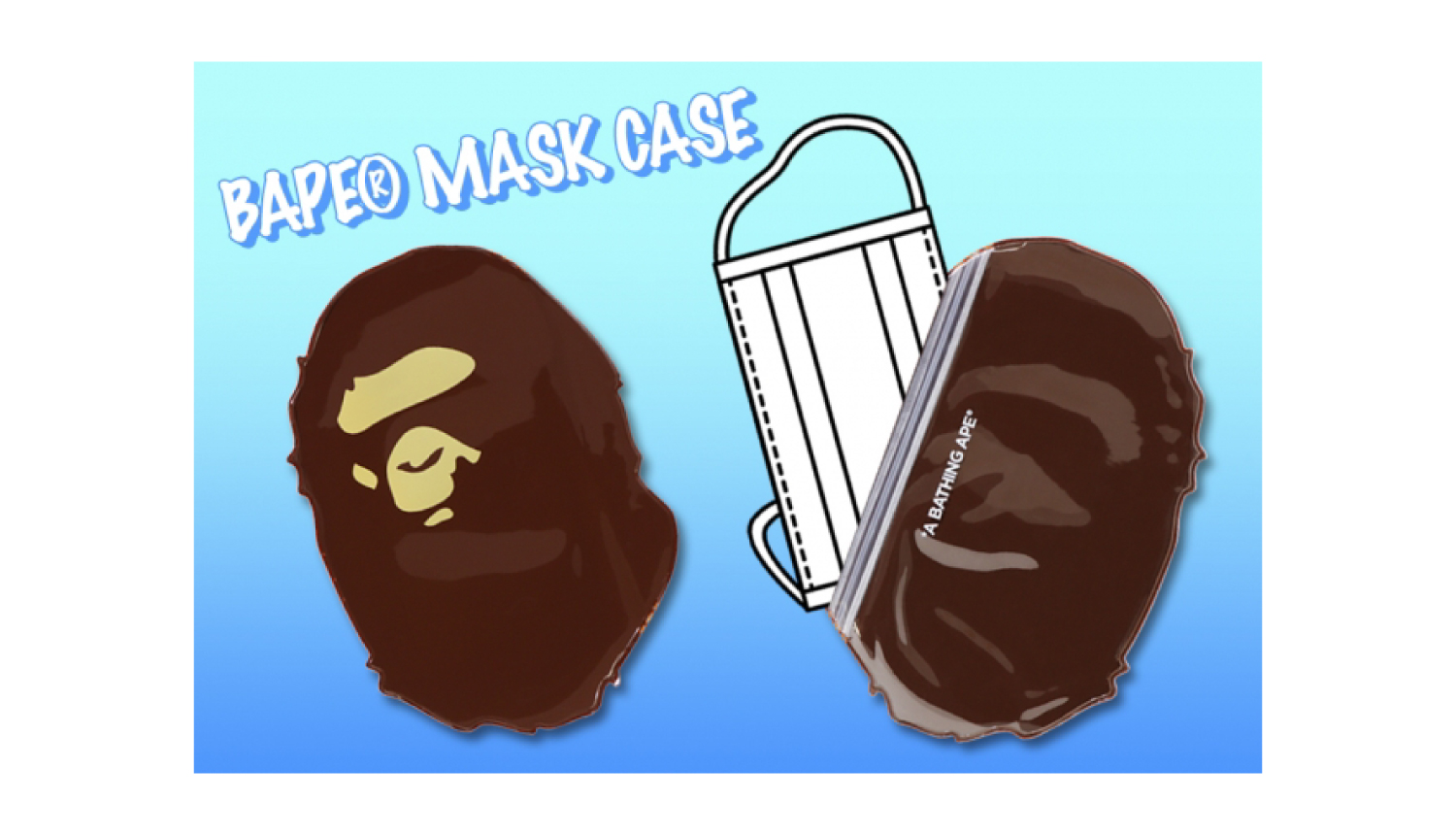 BAPE-MASK-CASE