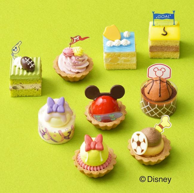 Disney cake ginza cozy corner ディズニー コージーコーナー_KV