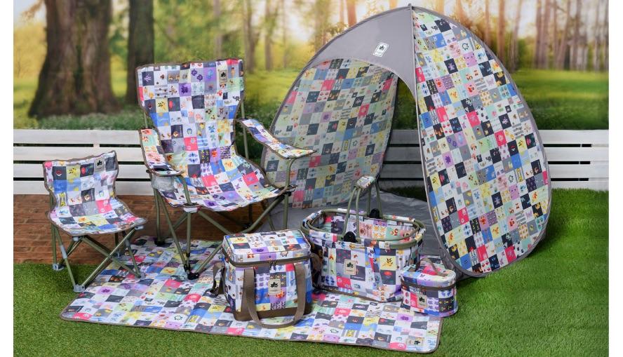 ポケモンキャンプアイテム-Pokemon-Camping-Equipement-寵物小精靈露營裝備