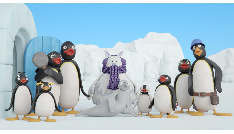 ピングー展-Pingu-Exhibition-Pingu-展覽