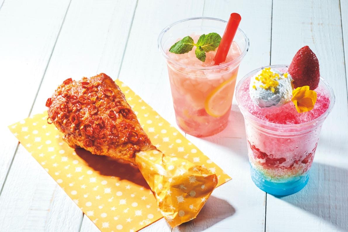 USJ Summer Parade USJ夏限定のパレード夏季有限遊行7