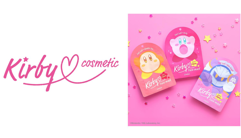 星のカービィ-フェイスマスク-Kirby-Facemasks-星之卡比-面具