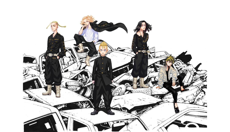 Tokyo-revengers【東京リベンジャーズ】visual(web)_バナー