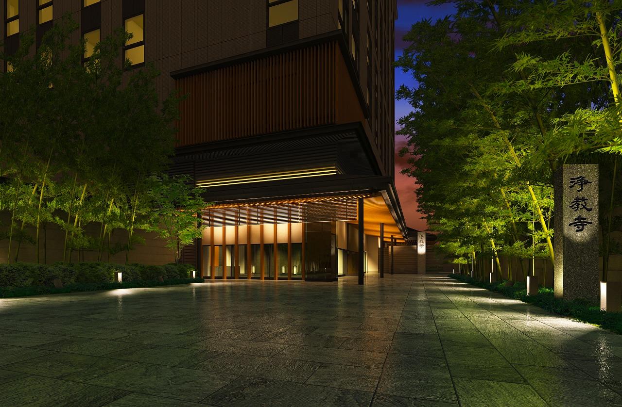 三井ガーデンホテル京都河原町浄教寺 Mitsui Garden Hotel Kyoto 京都河原町淨三寺三井花園旅館