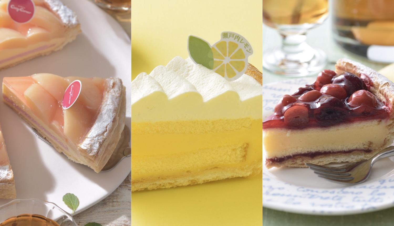 銀座コージーコーナースイーツ-Ginza-Cosy-Corner-Desserts-甜點