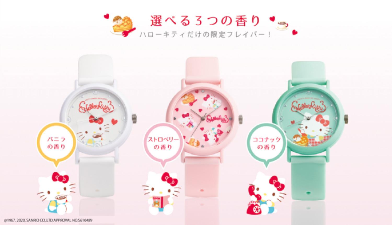 KAORU-Hello-Kitty-Watches-カオルハローキティ-腕時計-凯蒂-KAORU-手錶