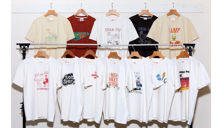 スタジオジブリシャツ-Studio-Ghibli-Shirts-吉卜力工作室-