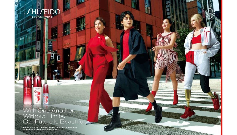 SHISEIDO-Global-Campaign-資生堂グローバルキャンペーン-全球運動