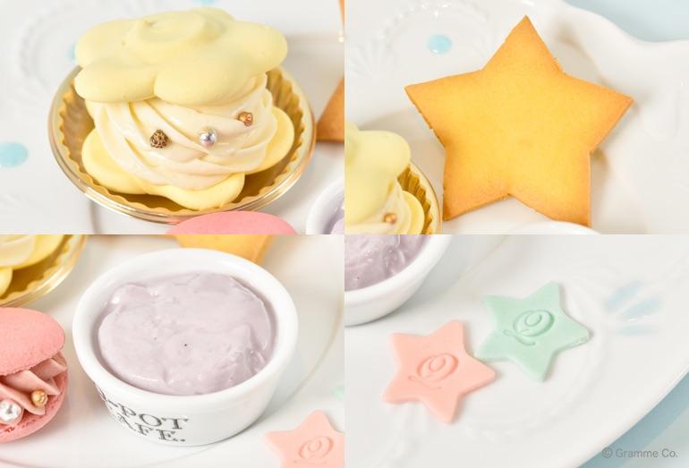 Q-pot CAFE 七夕スイーツ Tanabata sweets 七夕甜點4