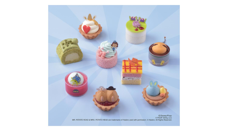 銀座コージーコーナー-トイ・ストーリー4-Toystory-cakes-ケーキ-玩具總動員_bana–
